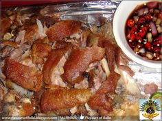 Just the mere mention of crispy pata , makes one imagine a deep fried pork knuckle with very crisp skin and meat dangling after being dippe...