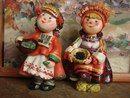 Куклы ВАЛЕНТИНЫ ПЕТРУНИНОЙ