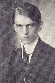 Kazys Binkis (1893 – 1942) was a Lithuanian poet, journalist, and playwright.