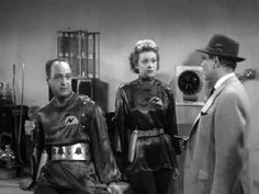 ▶ Movie: Plan 9 from Outer Space - So bad you gotta love it! Cult classic