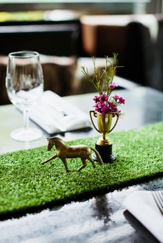 Melbourne Cup Table Styling and Decorations. http://nestdesigns.com.au/portfolio-slides/