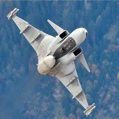 SAAB JAS-39 Gripen.