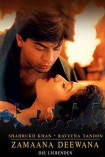 Zamaana Deewana (1995) Hindi Movie Online in SD - Einthusan Shahrukh Khan ,Raveena Tandon ,Jeetendra ,Shatrughan Sinha ,Anupam Kher Directed byRamesh Sippy Music byNadeem Shravan 1995 ENGLISH SUBTITLE