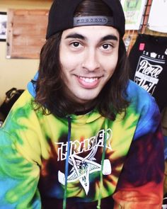 ImageFind images and videos about pierce the veil, ptv and vic fuentes on We Heart It - the app to get lost in what you love. Pierce The Veil, Emo Guys, Cute Guys, Emo Bands, Music Bands, Beautiful Men, Beautiful People, Jaime Preciado, Tony Perry