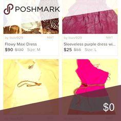 🔥🔥Sale on bundles!!🔥🔥 Limited time get 25% off 3 item bundles!! Get your summer/spring dresses now! Dresses