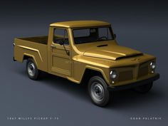 1967 F-75 Willys