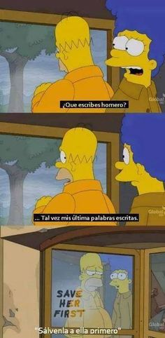 homero mi dulce perfectamente imperfecto homero *-* -marge simpson-