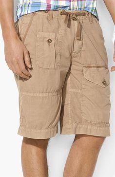 Polo Ralph Lauren Cargo Shorts   Nordstrom