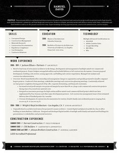 Standout résumés by LoftResumes.com. They look good, but I wonder what HR really thinks.