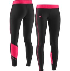 Under Armour Women's Print Blocked ColdGear Tights - Dick's Sporting Goods running tights... in green or blue would be cool