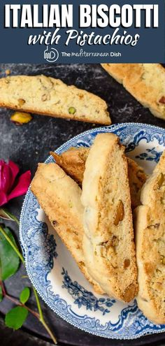 Learn how to make the BEST biscotti step-by-step! Perfectly crunchy and delicious. Grab this easy biscotti recipe and expert tips today. Wine Recipes, Whole Food Recipes, Great Recipes, Dessert Recipes, Cooking Recipes, Easy Recipes, Desserts, Mediterranean Dishes, Mediterranean Diet Recipes