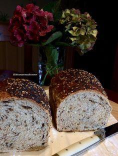 Sourdough Recipes, Bread Recipes, Sourdough Bread, Pan Bread, Keto, Sin Gluten, No Bake Desserts, Cooking Time, Baked Goods