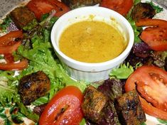 Make and share this Peruvian Beef Kabobs with Pepper Sauce recipe from Genius Kitchen.
