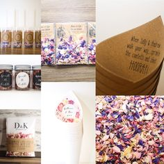 We have a range of products that you can use to ensure you create that iconic confetti moment that all brides dream of. Biodegradable Confetti, Biodegradable Products, Confetti Cones, Our Wedding, Wedding Ideas, Wedding Confetti, Delphinium, Big Day, Brides