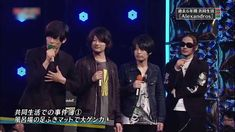 [Alexandros]2015/6/8 TV TOKYO「プレミアMelodix!」♪「ワタリドリ」 Tv Tokyo, Concert, Concerts