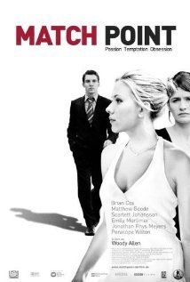 Match Point is a 2005 psychological thriller film written and directed by Woody Allen, starring Jonathan Rhys Meyers, Scarlett Johansson, Emily Mortimer, Matthe Films Hd, Hd Movies, Movies Online, Movies And Tv Shows, Indie Movies, Action Movies, Iconic Movies, Jonathan Rhys Meyers, Woody Allen