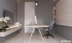 Minimalist Interior Design with Green Plant Accents