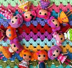 lalaloopsy minis!! Adorable <3