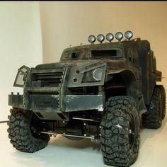 ZAV - Zombie Apocalypse Vehicle