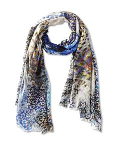 www.myhabit.com  Lightweight and luxurious woven design features a colorful animal-inspired print