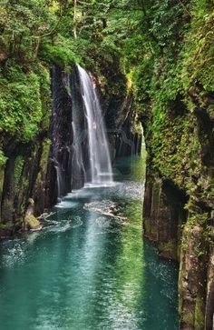 This will be near where we move in August.  Def on the bucket list!!!   Beautiful gorge Takachiho, Miyazaki, Japan