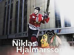 Niklas Hjalmarsson Chicago Blackhawks