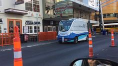Autonomous self driving bus shuttle, tested down of #Fremont street.  Yea, were getting techy! Could fremont become a silicon valley?I wish https://video.buffer.com/v/58e95e04c48fce0c02e1b2de