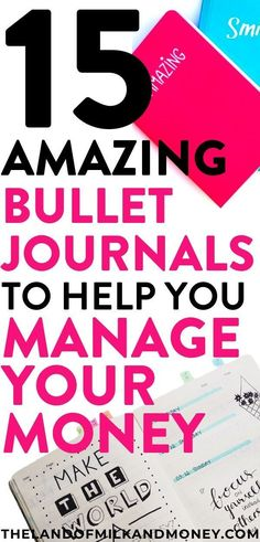 If you're wondering how to use your bujo to stick to a budget, then these bullet journal page ideas are just what you need to do your own layouts! Making A Budget, Making Ideas, Budget Help, Planning Budget, Financial Planning, Budget Planner, Budget Binder, Planner Ideas, Life Planner