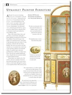 A Must-Have Antique Furniture Identification Guide -Antique Furniture Tom Forrest