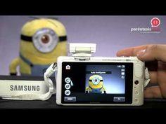 ▶ Reseña en video de la cámara Samsung Smart Camera NX2000 - YouTube