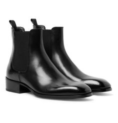 Tom Ford T Shirt, Tom Ford Jacket, Black Chelsea Boots, Leather Chelsea Boots, Black Leather Gloves, Leather Men, Tom Ford Boots, Tom Ford Clothing, Mens Designer Shoes