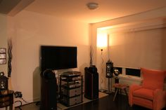 2 Channel High-End Audio Home Theater Installation, High End Audio, Home Cinemas, Ontario, Flat Screen, Channel, Design, Blood Plasma