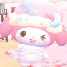 My Melody Sanrio, Hello Kitty My Melody, Sanrio Hello Kitty, Hello Kitty Characters, Sanrio Characters, Cute Characters, O Emoji, Cute Games, Dibujos Cute