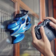 Mountain Biking Discover Wall Climbing RC Car Take the remote control game to the next level! ThisWall Climbing RC Car makes use of the latestsuction technologymaking itgravity-defyinglyrides onany