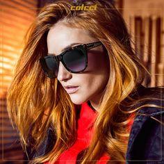 Óculos de Sol Colcci C0009 Marrom Demi e Cobre Fosco - Colcci Eyewear