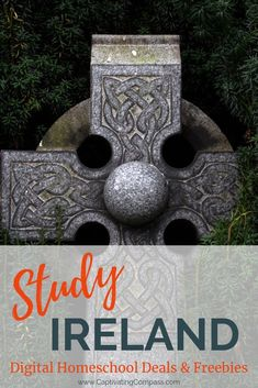Let's Study Ireland! Virtual homeschool family travel and worldschool learning about Ireland geography, music, dance, history and literature. American History Lessons, History For Kids, Teaching Geography, World Geography, History Education, Teaching History, Modern History, Women's History, British History