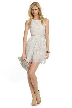 ERIN erin fetherston So Delicate Dress