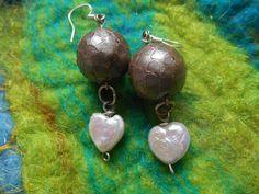 Schlangenherz Ohrring Preis € 10 Pendant Necklace, Jewelry, Heart, Earrings, Jewlery, Bijoux, Jewerly, Jewelery, Drop Necklace
