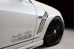 AUDI RACING A3 A4 A5 A6 A8 Q3 Q5 Q7 TT RS4 RS5 S4 Decal sticker emblem logo SIL  #natash777