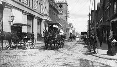 Those Old Cobblestone Streets!