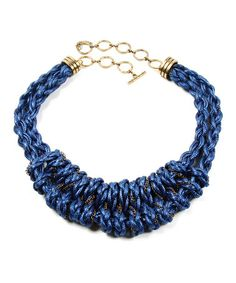 Look what I found on #zulily! Lapis Ronnie Necklace by Amrita Singh #zulilyfinds