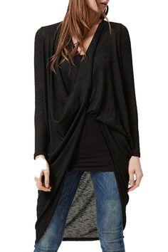 Noisy May, Blouse, Long Sleeve, Sleeves, Black, Tops, Women, Fashion, Moda