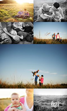 andrea hanki • that family photo with the big blue sky is an absolute fav. some day i want my family photos taken by her.