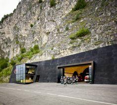 Subterranean Fire Brigade By Bergmeisterwolf Images courtesy Jürgen Eheim and Günter Richard Wett Architekturfotografie
