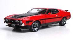 71 Mustang Mach1