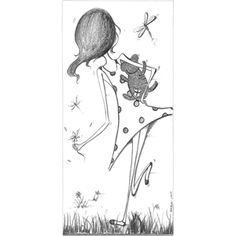 """Very Cute B&W"" limited edition by Natalie Dyer"