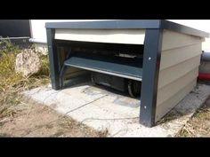 einfacher rammschutz f r ein trampolin bei einsatz eines husqvarna automower automower. Black Bedroom Furniture Sets. Home Design Ideas