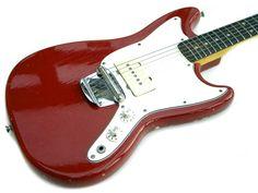 Bronco/Jazzmaster Esquire hybrid