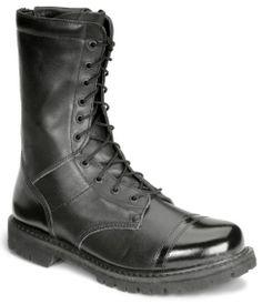 """Rocky 10"""" Zipper Paraboot Duty Boots - Sheplers"""