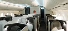 Air Canada's New 787 Business Class